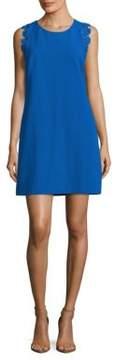 Cynthia Steffe Dahlia Sleeveless Lace-Trim Dress
