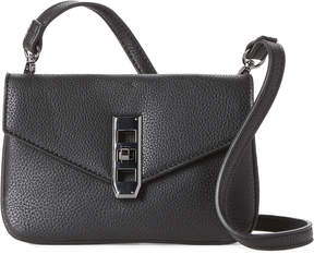 Urban Expressions Black Toni Vegan Crossbody