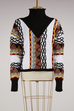 Aalto Turtleneck Coogi Sweater