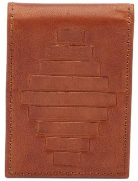 Tommy Bahama Burnished Leather Bifold Wallet