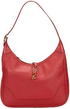 Hermes Trim leather handbag - PINK - STYLE