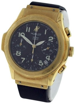 Hublot Classic 18K Yellow Gold Chronograph with Date 40mm Watch