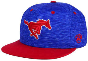 Top of the World Southern Methodist Mustangs Ncaa Energy 2Tone Snapback Cap