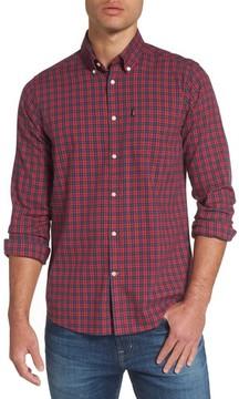 Barbour Men's Dalton Plaid Sport Shirt