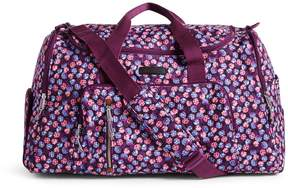 Vera Bradley Lighten Up Ultimate Gym Bag - MINI MEDALLIONS - STYLE