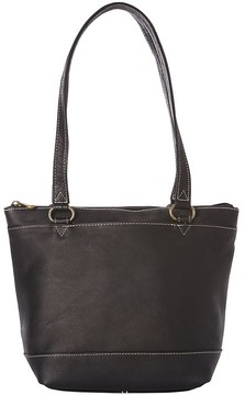 Le Donne Leather Tote - Flora