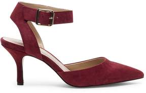 Sole Society Olyvia halo ankle strap pump