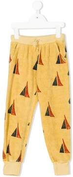Bobo Choses sail boat sweatpants
