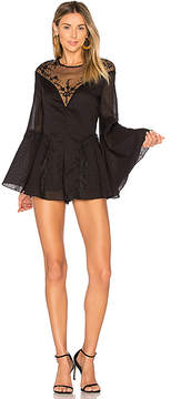 Alice McCall Formation Playsuit