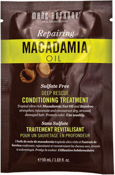 Marc Anthony Repairing Macadamia Oil Deep Healing Conditioning Treatment