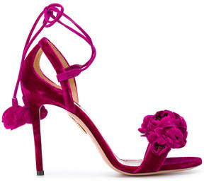 Aquazzura Wild Flower sandals