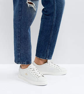 Lacoste Straightset 118 2 In White