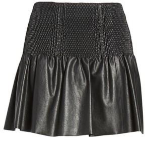 Ella Moss Women's Geela Smocked Skirt