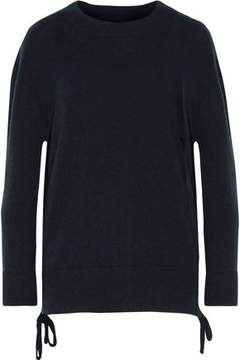 RtA Arianne Lace-Up Cashmere Sweater