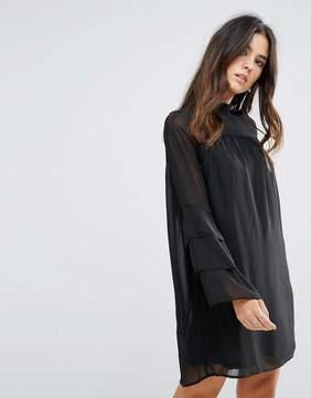 Brave Soul Sheer Dress