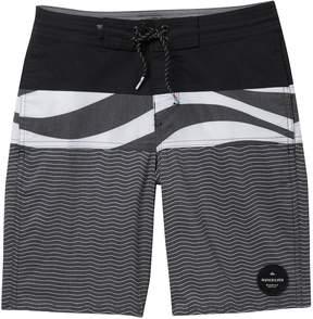 Quiksilver Heatwave Blocked Beach Board Shorts (Big Boys)