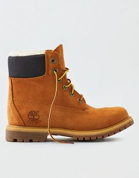 American Eagle Outfitters Timberland Lined Boot