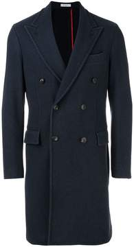 Boglioli long pea coat