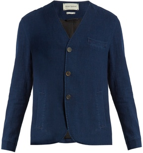 Oliver Spencer Tom's cotton jacket