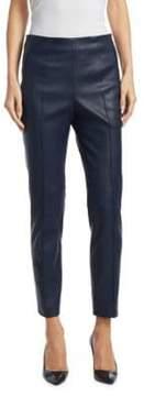 Akris Conny Leather Pants