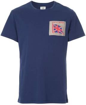Kent & Curwen flap patch T-shirt
