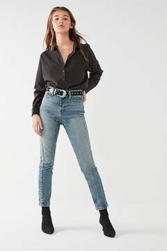 BDG High-Rise Straight + Narrow Jean - Cassidy