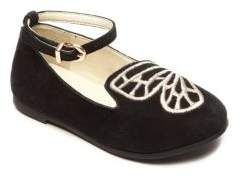 Sophia Webster Baby's, Toddler's & Kid's Mini Bibi Butterfly Suede Flats