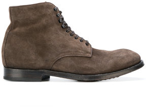 Officine Creative classic lace-up boots