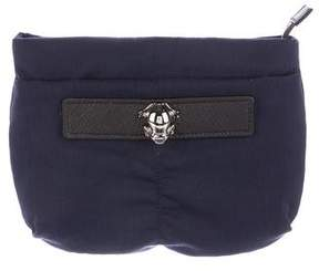 Marc Jacobs Frog-Embellished Zip Pouch