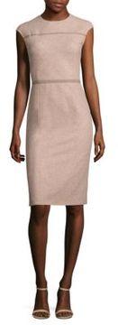 Agnona Wool & Alpaca Dress