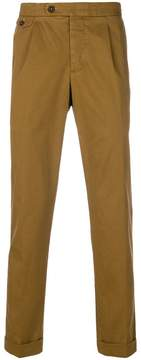 Jeckerson cuff tapered trousers