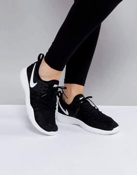 Nike Training Free Tr 7 Sneakers In Black