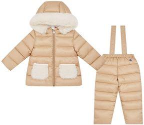 Moncler Amoureuse Ski Suit