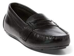 Ralph Lauren Telly Leather Penny Loafer Black 1