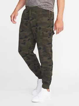 Old Navy Tapered Camo Cargo Joggers for Men