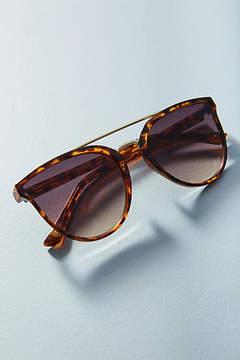 Anthropologie Brow-Bar Cat-Eye Sunglasses