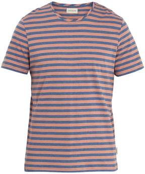 Oliver Spencer Conduit striped cotton T-shirt