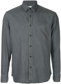 Cerruti fitted button-down shirt