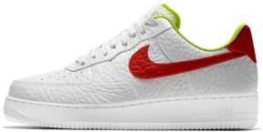 Nike Force 1 Premium iD (Atlanta Hawks) Shoe