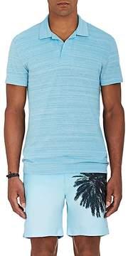 Orlebar Brown Men's Felix Piqué-Knit Cotton Polo Shirt