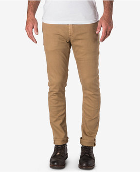 O'Neill Men's Contact Straight Slim-Fit Twill Pants