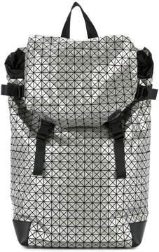 Bao Bao Issey Miyake metallic backpack