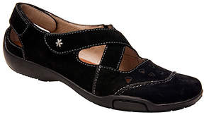 Ros Hommerson Black Carrie Leather Mary Jane - Women