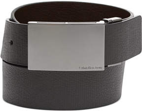 Calvin Klein Reversible Line Embossed Belt