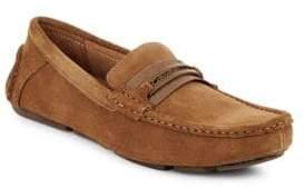 Calvin Klein Moc-Toe Slip-On Loafers