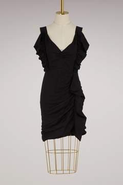 Etoile Isabel Marant Linen Topas dress
