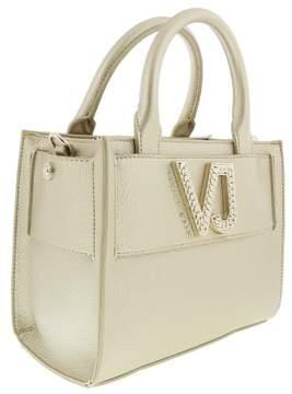 Versace EE1VRBBC8 Gold Satchel