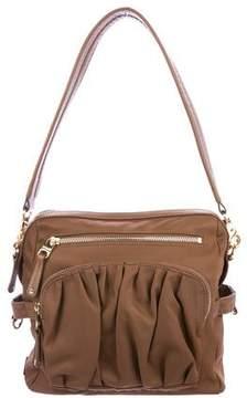 MZ Wallace Woven Satchel Bag