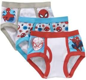 Spiderman Spider Man Toddler Boys Underwear, 3-Pack