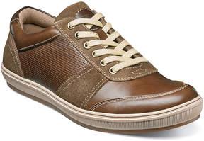 Florsheim Cognac Venue Leather Sneaker - Men